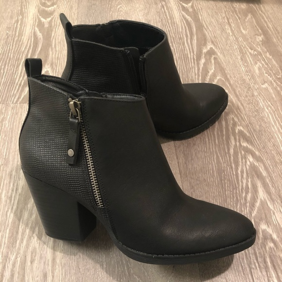 Collection Black Ankle Boots   Poshmark